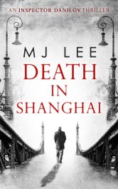 bargain ebooks Death in Shanghai Historical Thriller by M J Lee