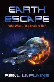 bargain ebooks Earth Escape Science Fiction Thriller by Réal Laplaine