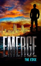 bargain ebooks Emerge: The Edge Yuong Adult/Teen Thriller by Melissa A. Craven