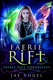 bargain ebooks Faerie Rift Urban Fantasy by Jae Vogel