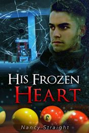 bargain ebooks His Frozen Heart Thriller by Nancy Straight