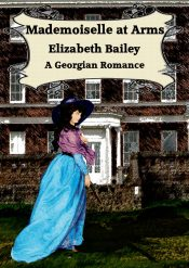 bargain ebooks Mademoiselle at Arms Historical Mystery by Elizabeth Bailey