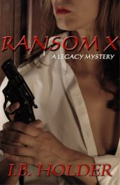 bargain ebooks Ransom X Mystery by I.B. Holder