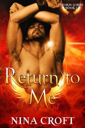 bargain ebooks Return to Me Paranormal Romance by Nina Croft