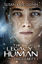 bargain ebooks The Legacy Human YA Science Fiction by Susan Kaye Quinn