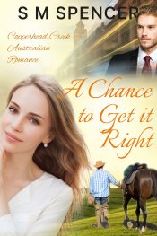 bargain ebooks A Chance to Get it Right Romance by S M Spencer