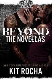 bargain ebooks Beyond Series Novella Bundle Erotic Romance by Kit Rocha