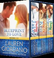 bargain ebooks Blueprint to Love Books 1-3 Romance by Lauren Giordano