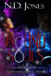 bargain ebooks Bound Souls SciFi Romance by N.D. Jones