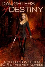 bargain ebooks Daughters of Destiny Boxed Set Fantasy by Alesha Escobar