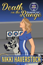 bargain ebooks Death on the Range Cozy Mystery by Nikki Haverstock