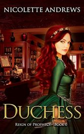bargain ebooks Duchess Historical Fantasy by Nicolette Andrews