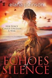 bargain ebooks Echoes of Silence Fantasy by Elana Johnson