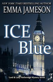 bargain ebooks Ice Blue Mystery by Emma Jameson
