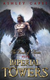 bargain ebooks Imperial Towers Fantasy Adventure by Ashley Capes