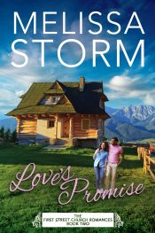 bargain ebooks Love's Promise Inspirational Romance by Melissa Storm