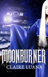 bargain ebooks Moonburner Fantasy by Claire Luana