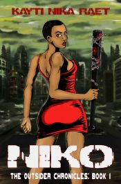 bargain ebooks Niko YA Action/Adventure by Kayti Nika Raet