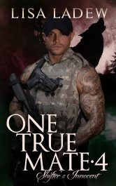 bargain ebooks One True Mate 4 Paranormal Romance by Lisa Ladew