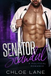bargain ebooks Senator Scandal Contemporary Romance by Chloe Lane
