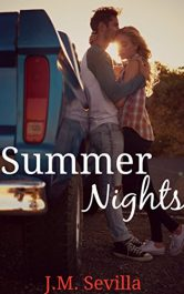 summer nights j.m. sevilla young adult romance
