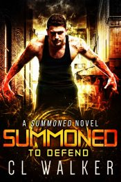 bargain ebooks Summoned to Defend Urban Fantasy by CL Walker