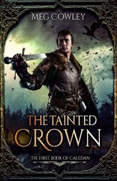 meg cowley tainted crown fantasy
