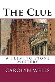 mystery book the clue carolyn wells