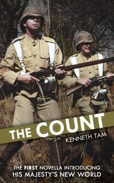 bargain ebooks The Count Historical Fiction by Kenneth Tam