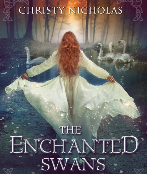christy nicholas the enchanted swans fantasy