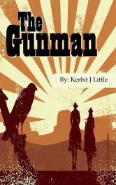 bargain ebooks The Gunman Western Horror by Kerbit J. Little