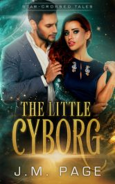 bargain ebooks The Little Cyborg SciFi Romance by J.M. Page