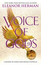 bargain ebooks Voice of Gods Young Adult Fantasy by Eleanor Herman