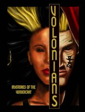 bargain ebooks Volonians: Mysteries of the Vondercrat (Book #1) YA Fantasy Horror by Carlos Hardy & Christopher Edwards Jr.