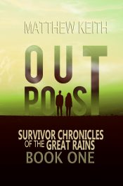 matthew keith outpost thriller