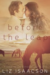 bargain ebooks Before the Leap Western Romance by Liz Isaacson