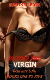 bargain ebooks Buying the Virgin - Box Set One Erotic Romance by Simone Leigh