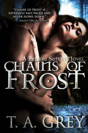 bargain ebooks Chains of Frost Erotic Romance by T.A. Grey