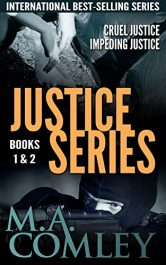 M.A. Comley Justice Series