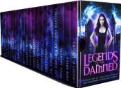 bargain ebooks Legends of the Damned Fantasy by Multiple Authors