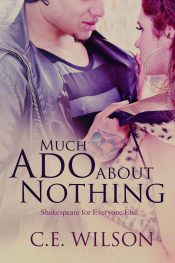 bargain ebooks Much Ado About Nothing Young Adult/Teen by C.E. Wilson