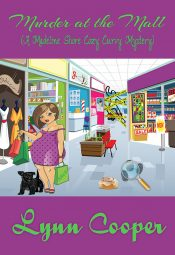 bargain ebooks Murder at the Mall (A Madeline Shore Cozy Curvy Mystery) Cozy Mystery by Lynn Cooper