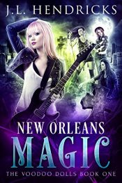 bargain ebooks New Orleans Magic Urban Fantasy by J.L. Hendricks