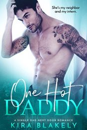 bargain ebooks One Hot Daddy Contemporary Romance by Kira Blakely