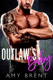 bargain ebooks Outlaw's Baby Romance by Amy Brent