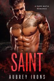 bargain ebooks Saint: A Dark Mafia Romance Romance by Aubrey Irons