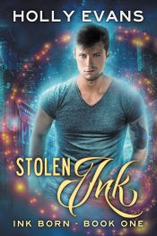 bargain ebooks Stolen Ink Urban Fantasy by Holly Evans