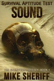 bargain ebooks Survival Aptitude Test: Sound Science Fiction by Mike Sheriff