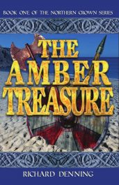 bargain ebooks The Amber Treasure Historical Fiction by Richard Denning