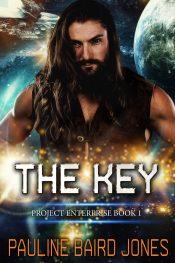 bargain ebooks The Key: Project Enterprise 1 SciFi / Paranormal Romance by Pauline Baird Jones